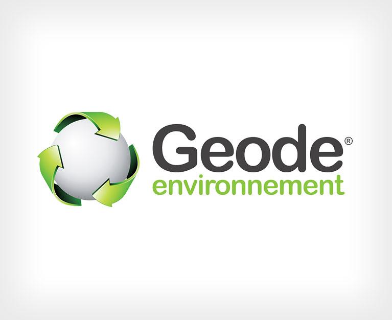 Logo de Geode environnement
