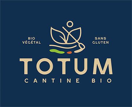 Logo de Totum Cantine Bio