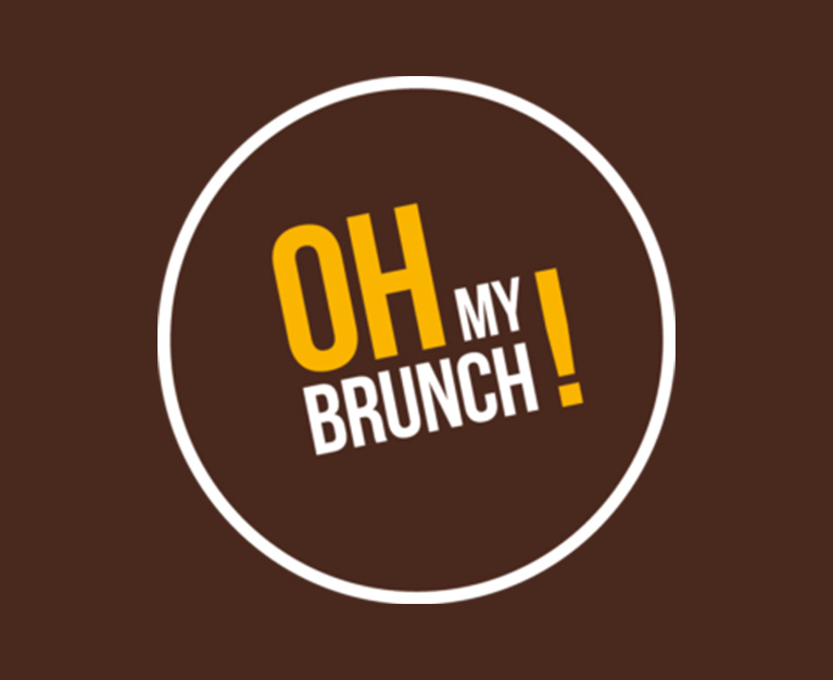 Logo franchise Oh My Brunch