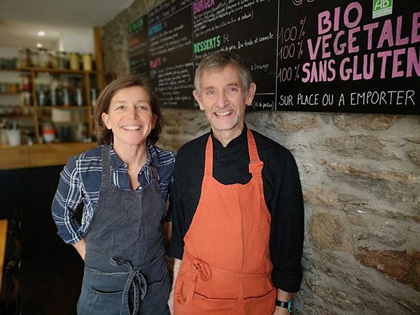 Pascal et Nathalie Roy