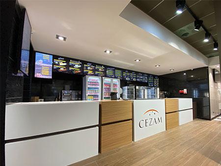 Restaurant Cezam